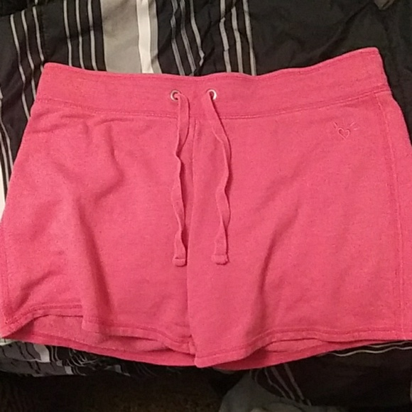 Justice Other - Pink Justice shorts with pocket on the back